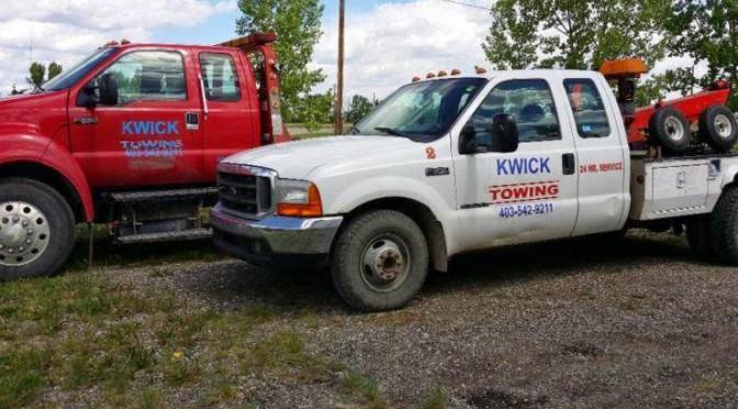 kwick towing